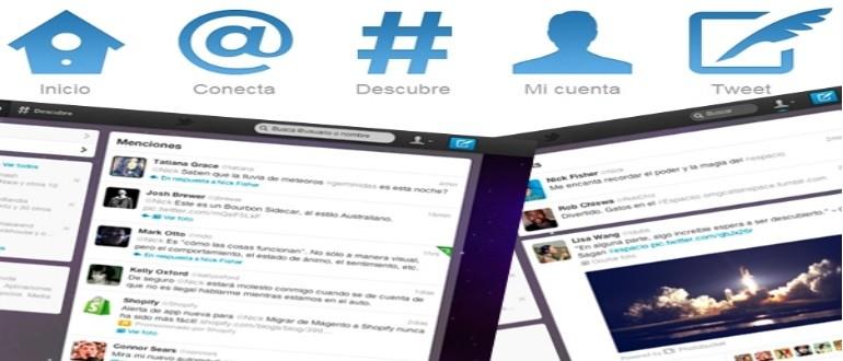 Cambios en el diseño de Twitter, consejos en Paprika Digital
