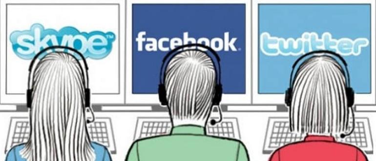 Manejo Redes Sociales y Atención al Cliente