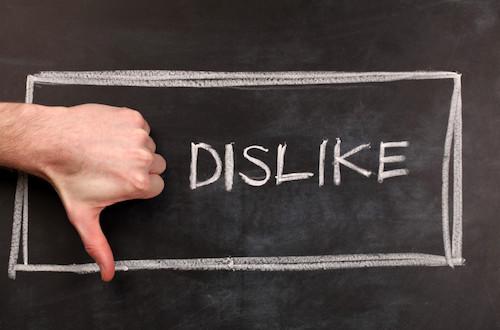 error social media