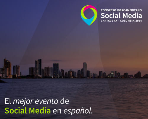 Congreso de Social Media en Cartagena