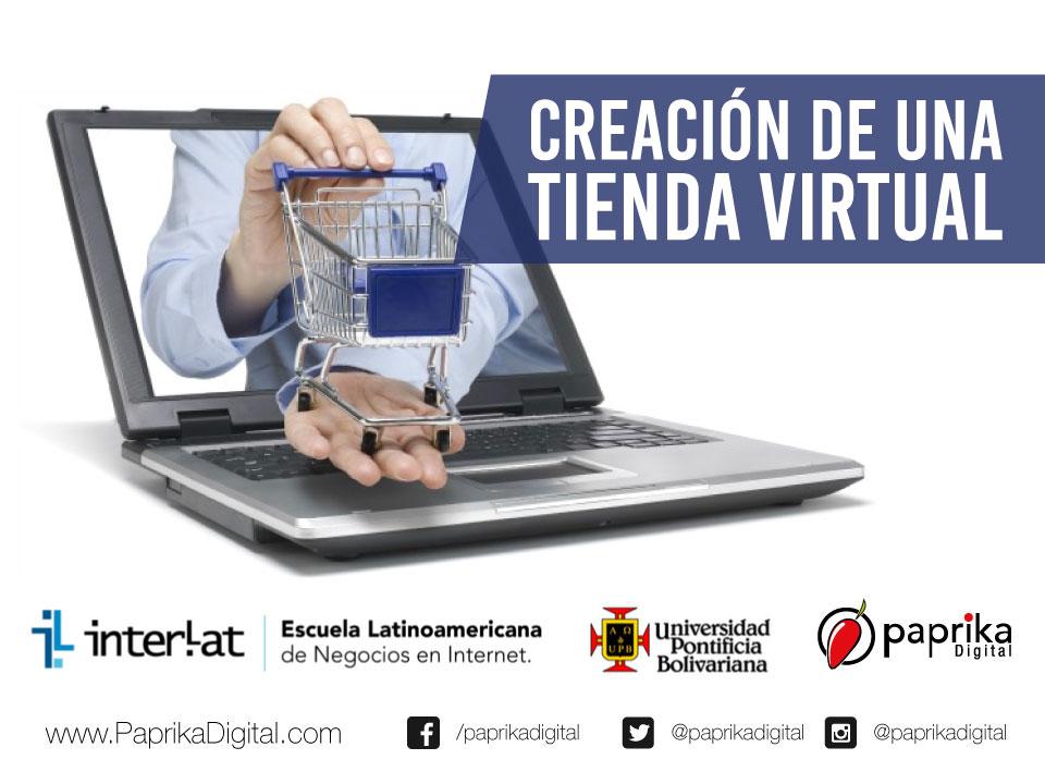 Creación de una Tienda Virtual