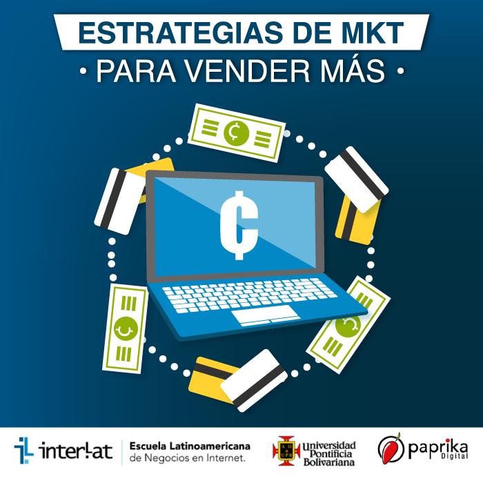Estrategias de MKT para vender más